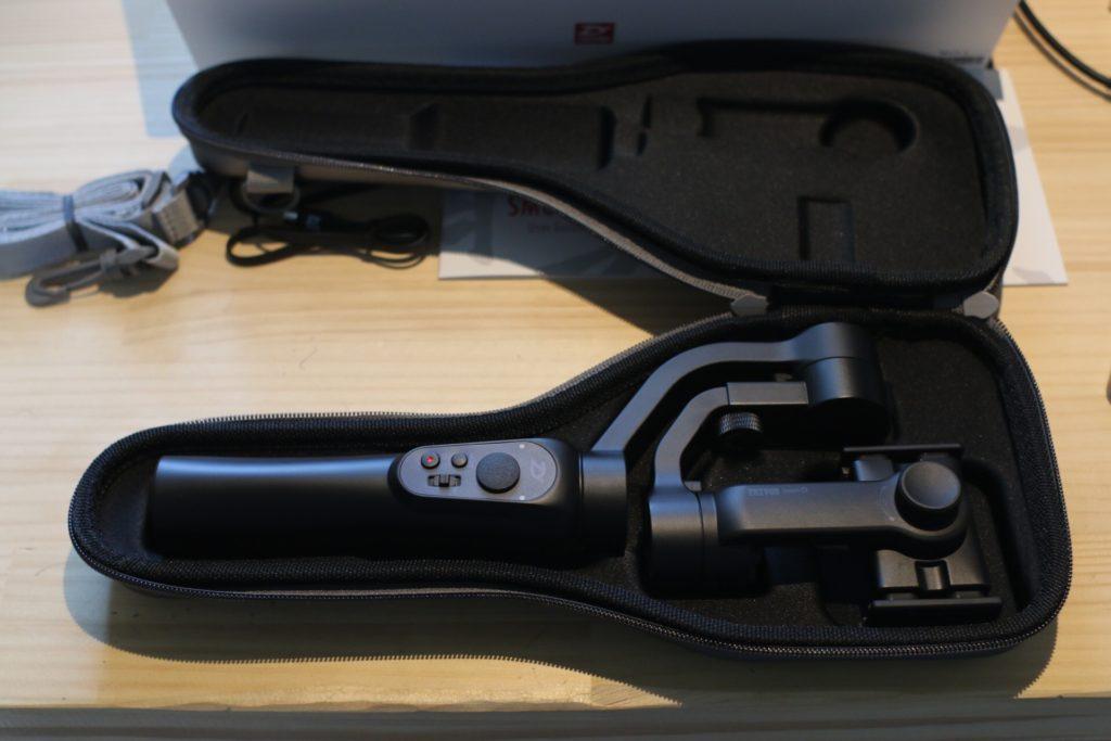 Zhiyun Smooth Q 3軸ジンバル - スタビライザー