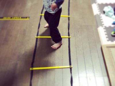 ラダートレーニング