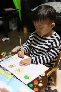 子ども 勉強