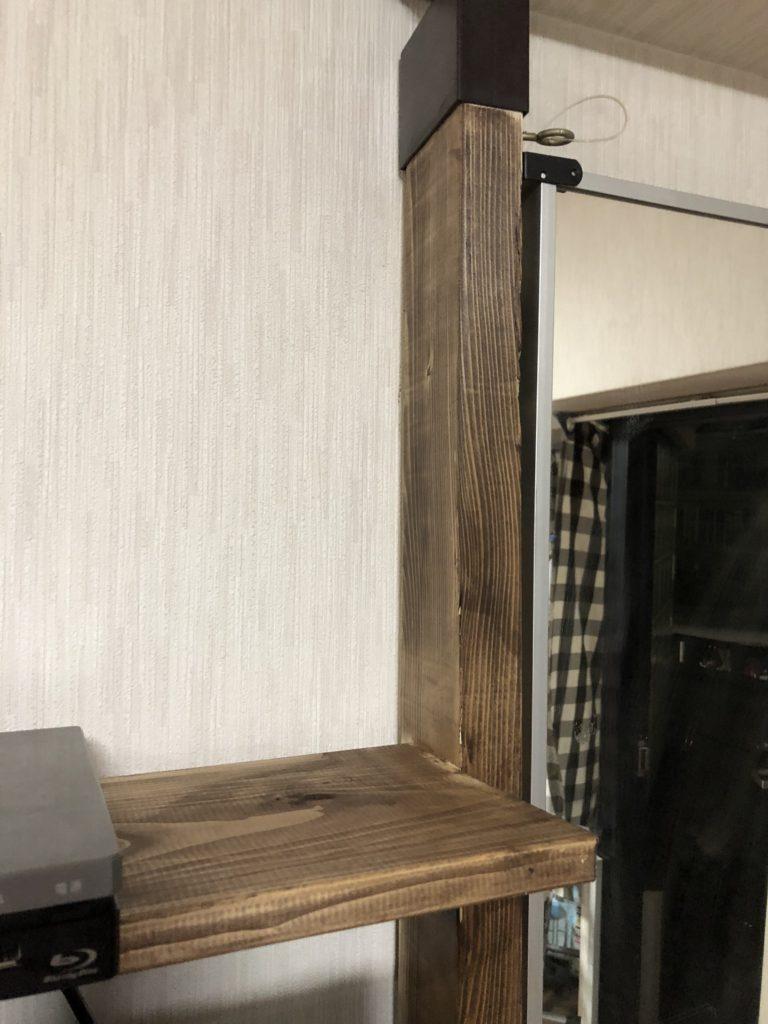 DIY 木材塗装 アンティーク