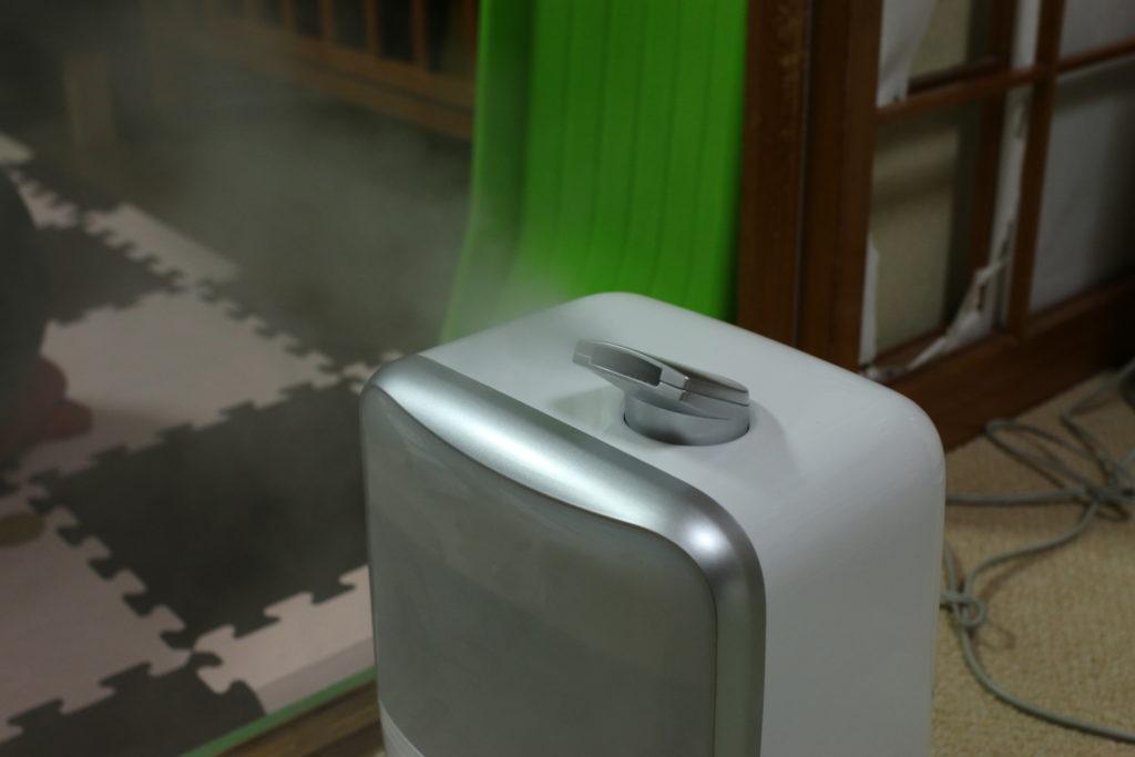 キエルキン 加湿器 噴霧器