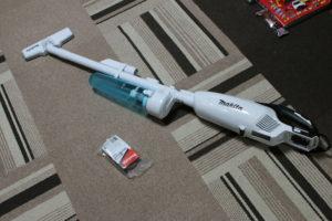 マキタ 掃除機 CL282FD