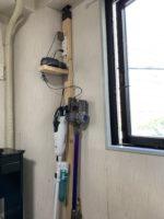 【ツーバイフォー】ラブリコを使ってマキタとダイソンのクリーナー充電スタンドをDIYしてみた!