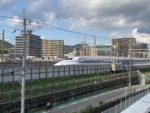 大阪で走っている新幹線を間近で見られるスポットはココだ その2