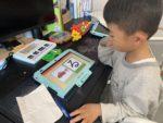 [タブレット学習]スマイルゼミ幼児コースを一年間やらせてみた結果。次男5歳年中の場合