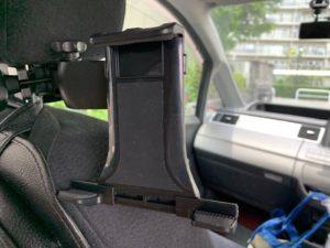 車載 ホルダー タブレット スマホ オーディオ用車載ホルダー マウントホルダー 車後部座席用
