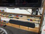 YAS-109ヤマハのサウンドバーはリビングを音で包んでくれます!